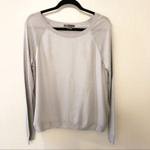 💎Vince Silk Combo Lightweight Pullover Sweater